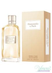 Abercrombie & Fitch First Instinct Sheer EDP 100ml for Women Women's Fragrance
