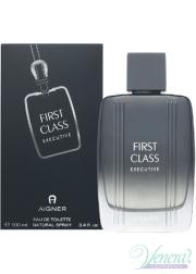 Aigner First Class Executive EDT 50ml for Men Men's fragrance