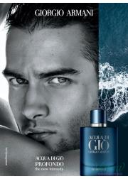 Armani Acqua Di Gio Profondo EDP 125ml for Men Men's Fragrance