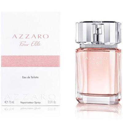 Azzaro Pour Elle Eau de Toilette EDT 75ml for Women Women's Fragrance