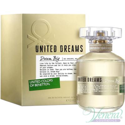 Benetton United Dreams Dream Big EDT 80ml for Women