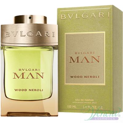 Bvlgari Man Wood Neroli EDP 100ml for Men Men's Fragrance