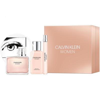 Calvin Klein Women Set (EDP 100ml + EDP 10ml + BL 100ml) for Women