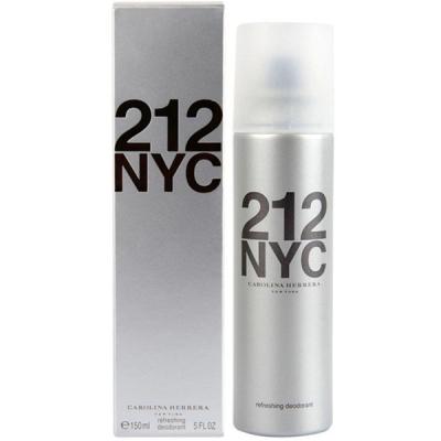 Carolina Herrera 212 Deo Spray 150ml for Women