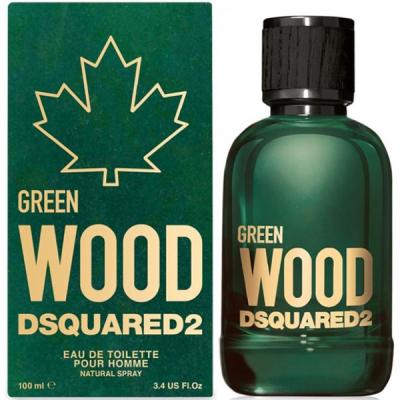 Dsquared2 Green Wood EDT 100ml for Men Men's Fragrance