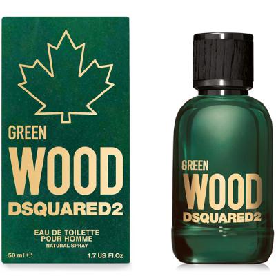 Dsquared2 Green Wood EDT 50ml for Men Men's Fragrance