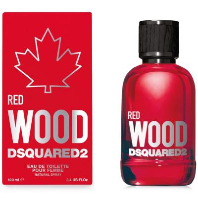 Dsquared2 Red Wood EDT 100ml for Women Women's Fragrance
