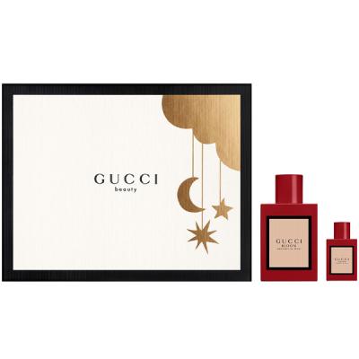 Gucci Bloom Ambrosia di Fiori Set (EDP 50ml + EDP 5ml) for Women