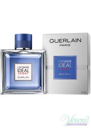 Guerlain L'Homme Ideal Sport EDT 50ml for Men Men's Fragrances