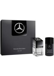 Mercedes-Benz Select Set (EDT 50ml + Deo Stick 75ml) for Men