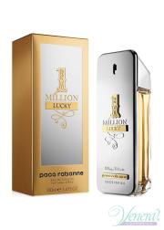 Paco Rabanne 1 Million Lucky EDT 100ml for Men Men's Fragrance
