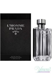 Prada L'Homme EDT 100ml for Men Men's Fragrance