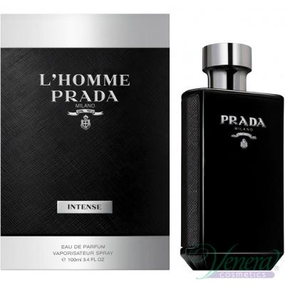 Prada L'Homme Intense EDP 100ml for Men