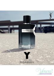 YSL Y Eau de Parfum Set (EDP 100ml + SG 50ml + ...