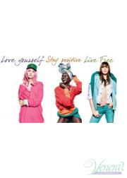 Benetton United Dreams Stay Positive EDT 80ml for Women Women's Fragrance