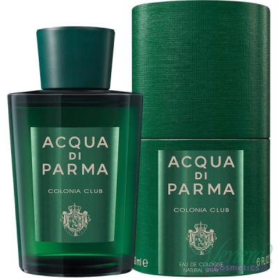 Acqua di Parma Colonia Club EDC 180ml for Men and Women Unisex Fragrance