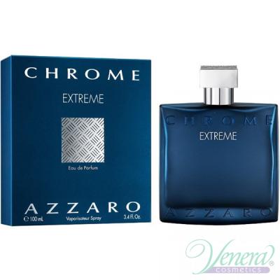 Azzaro Chrome Extreme EDP 100ml for Men