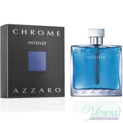 Azzaro Chrome Intense EDT 100ml for Men