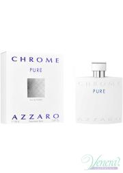 Azzaro Chrome Pure EDT 100ml for Men Men's Fragrance