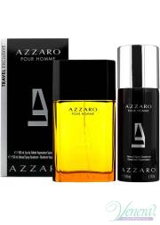 Azzaro Pour Homme Set (EDT 100ml + Deo Spray 15...