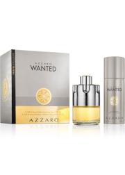 Azzaro Wanted Set (EDT 100ml + Deo Spray 1...