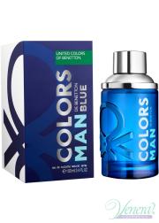 Benetton Colors Man Blue EDT 100ml for Men
