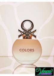 Benetton Colors Woman Rose EDT 50ml for Women