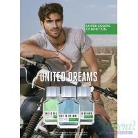 Benetton United Dreams Men Go Far EDT 100ml for Men Men's Fragrance