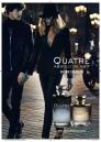 Boucheron Quatre Absolu de Nuit Pour Femme Set (EDP 50ml +BL 100ml) for Women Women's Gift sets