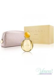 Bvlgari Goldea Set (EDP 90ml + Bag) for Women
