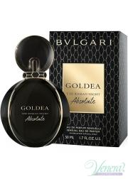 Bvlgari Goldea The Roman Night Absolute EDP 50ml for Women Women's Fragrance