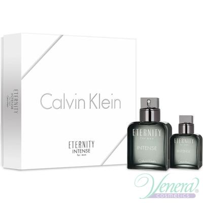 Calvin Klein Eternity Intense Set (EDT 100ml + EDT 30ml) for Men Men's Gift sets