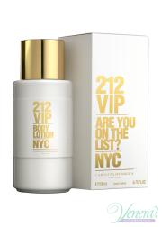 Carolina Herrera 212 VIP Body Lotion 200ml for Women Women's face and body products