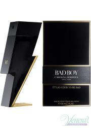 Carolina Herrera Bad Boy EDT 50ml for Men Men's Fragrance