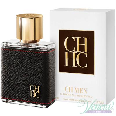 Carolina Herrera CH EDT 50ml for Men Men's Fragrance