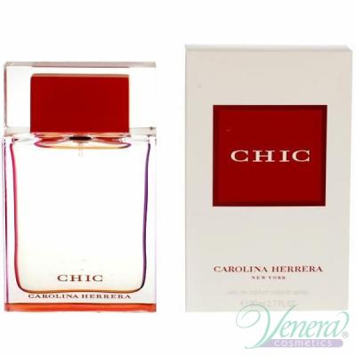 Carolina Herrera Chic EDP 80ml for Women Women's Fragrance