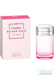Cartier Baiser Vole Lys Rose EDT 100ml for Women