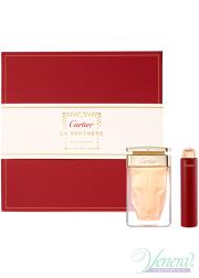 Cartier La Panthere Set (EDP 75ml + EDP 15ml) for Women