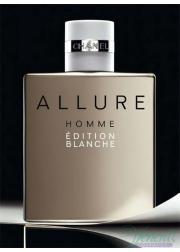 Chanel Allure Homme Edition Blanche Eau de Parfum EDP 100ml for Men WIthout Package Men's Fragrances without package