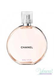 Chanel Chance Eau Vive EDT 100ml for Women Without Package Women's Fragrances without package
