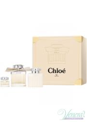 Chloe Set (EDP 75ml + EDP 5ml + BL 100ml) for W...