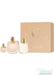 Chloe Nomade Set (EDP 75ml + EDP 5ml + BL 100ml) for Women Women's Gift sets