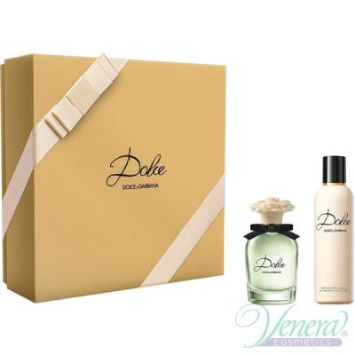 Dolce&Gabbana Dolce Set (EDP 50ml + Body Lotion 100ml) for Women Women's Gift sets