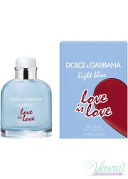 Dolce&Gabbana Light Blue Love Is Love ...