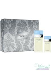 Dolce&Gabbana Light Blue Set (EDT 100ml + E...