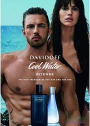Davidoff Cool Water Intense EDP 75ml for Men Men's Fragrance