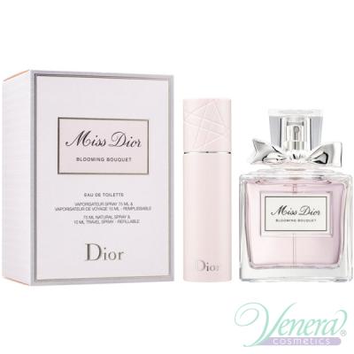 Dior Miss Dior Blooming Bouquet Set (EDT 75ml + EDT 10ml) for Women