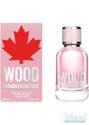 Dsquared2 Wood for Her EDT 50ml for Women Women's Fragrance