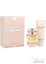 Elie Saab Le Parfum Set (EDP 90ml + BL 75ml) fo...