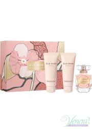 Elie Saab Le Parfum Essentiel Set (EDP 50ml + BL 75ml + SG 75ml) for Women